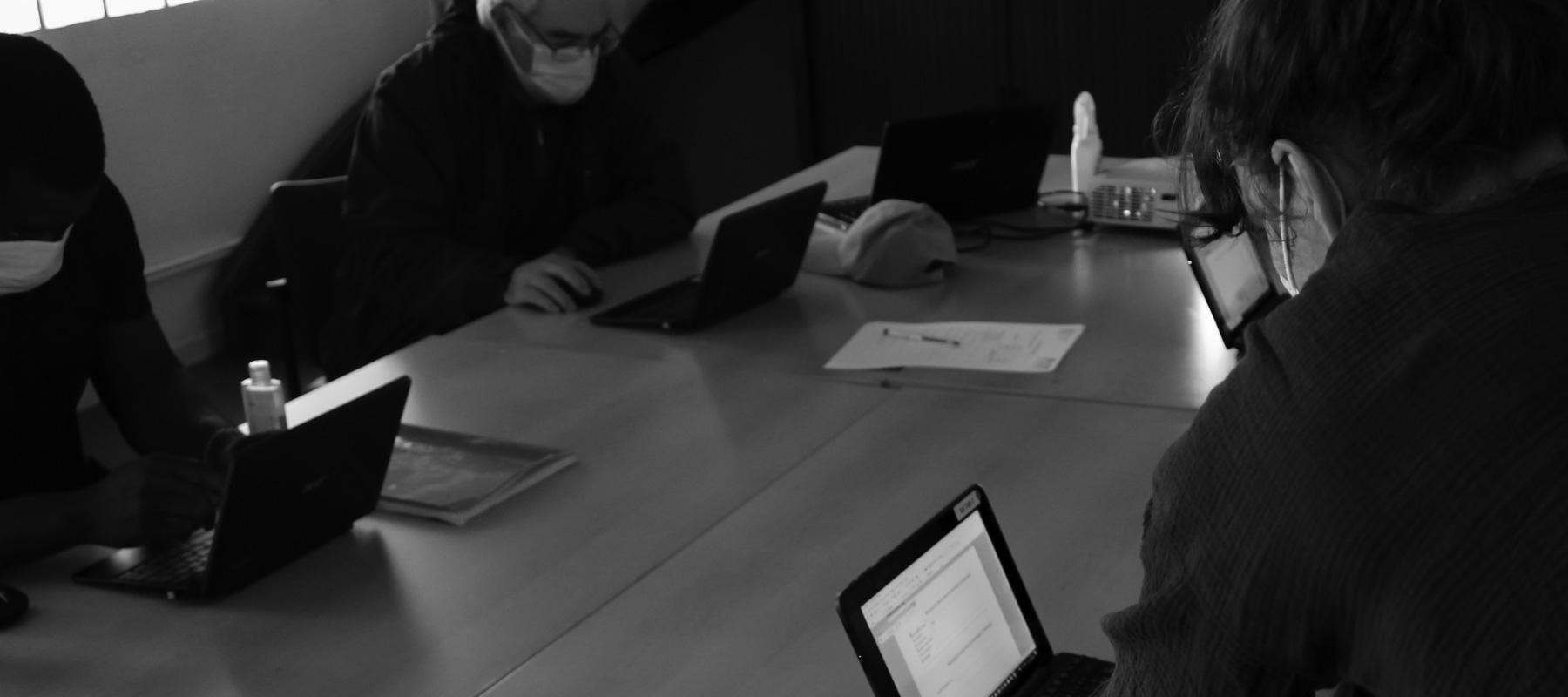 Nos ateliers numériques La Banque Postale continuent pendant le confinement !